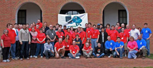 SoMD GiveCamp 2011 group photo.